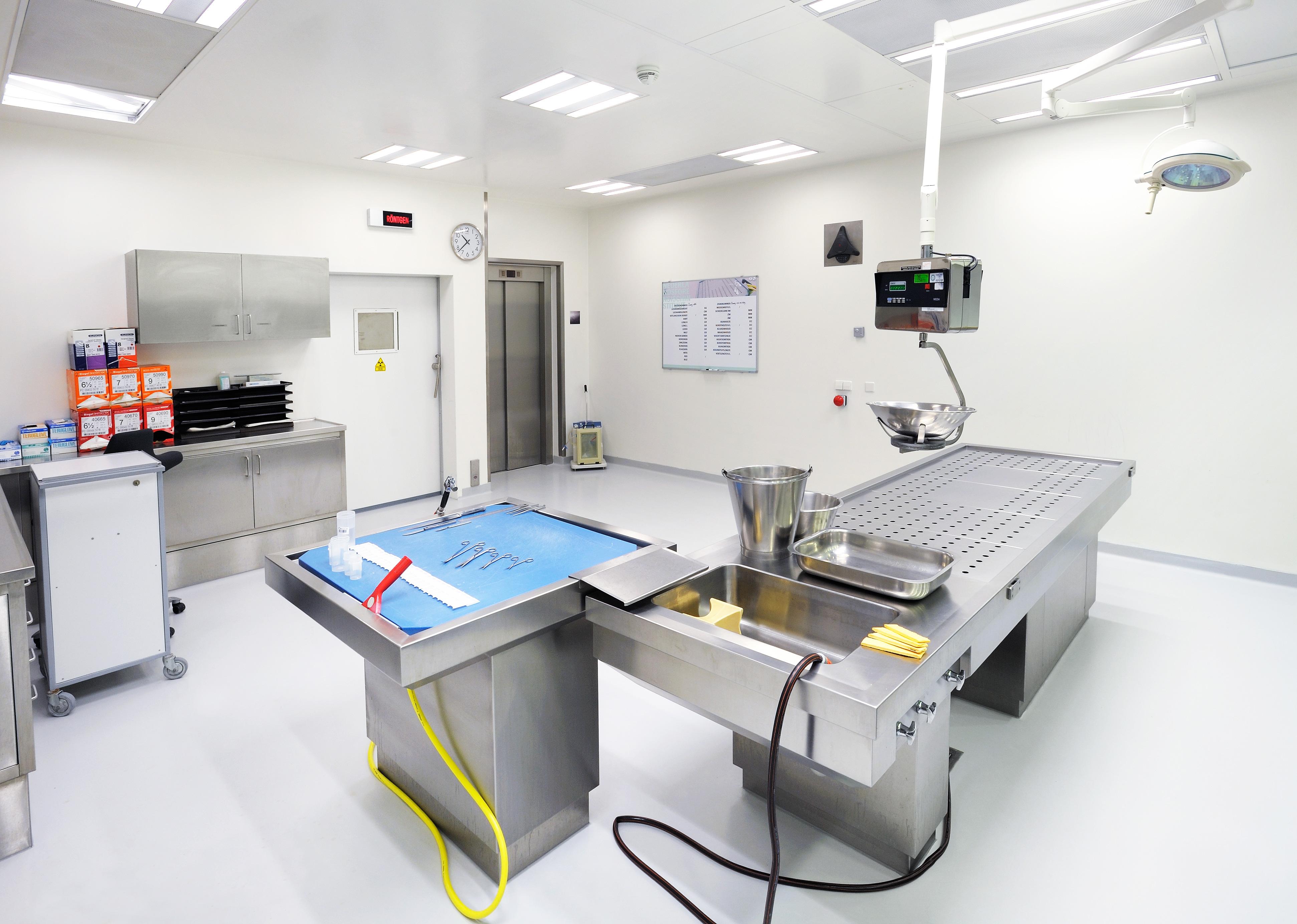 Autopsy furniture